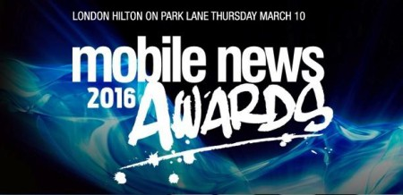 Mobile News Awards 2016